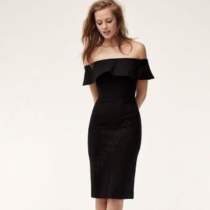 Aritzia Babaton Ruslan Dress